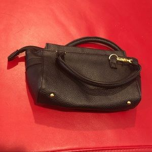 lori grenier Bags - Lori Grenier black cellphone mini bag - new